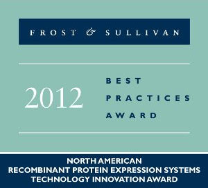 Frost & Sullivan 2012 Best Practices Award